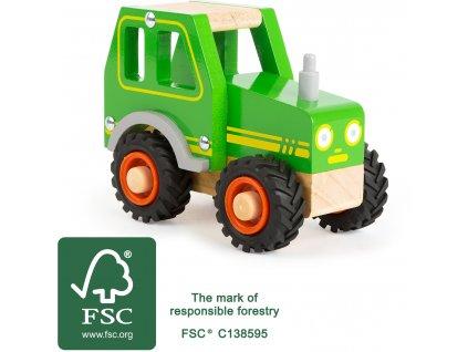 Small Foot - Traktor