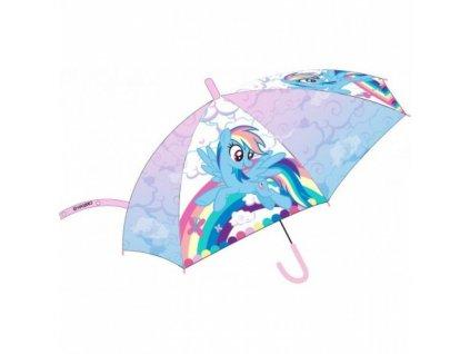 Detský dáždnik Rainbow Dash 73 cm ružový