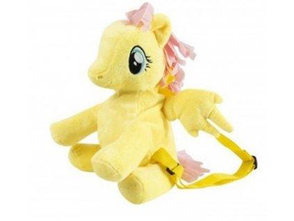 Plyšový batoh My little pony - Fluttershy 27 cm
