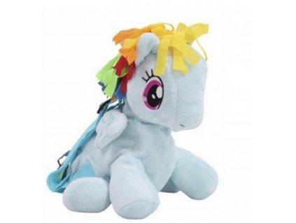 Plyšový batoh My little pony - Rainbow Dash 27 cm