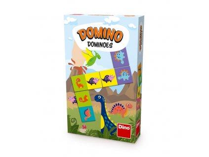 Dino Domino Dinosaury