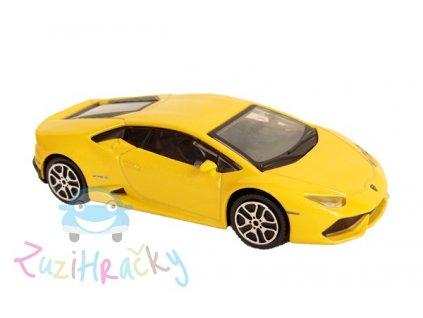 Bbugaro Lamborghini Huracan LP 610-4 žlté 1:43
