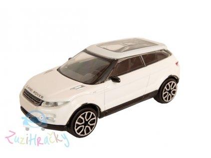 Bburago Land Rover LRX Concept biely 1:43