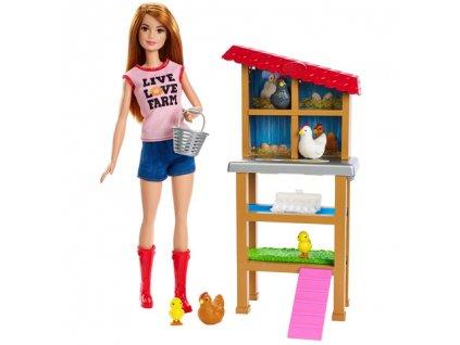 Mattel Barbie - Farmárka