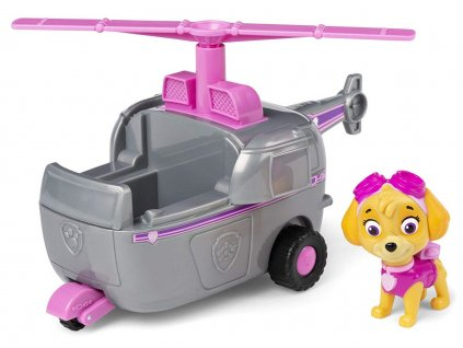 Paw Patrol - Skye a jej helikopéra (basic)