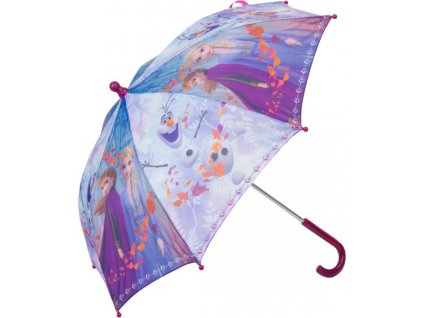 Detský dáždnik Ľadové kráľovstvo II 65 cm