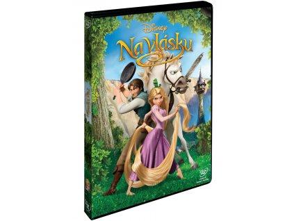 DVD Film - Walt Disney - Na vlásku DE