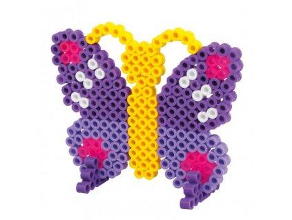 Hama MAXI korálkový set Motýľ 250 ks (H8908)