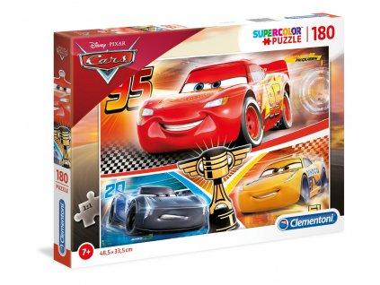 Clementoni Cars 3 puzzle 180 dielikov
