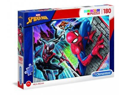 Clementoni puzzle Spider-Man 180 dielikov