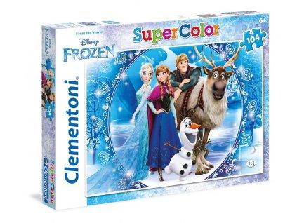 Clementoni puzzle Frozen 104 dielikov