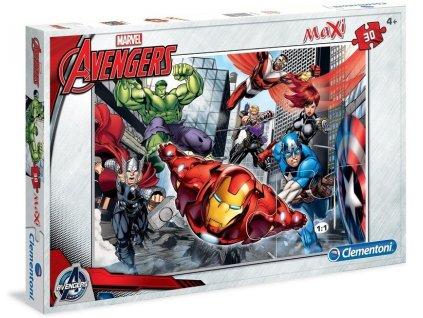 Clementoni Maxi puzzle Avengers 30 dielikov