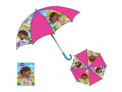 Detský dáždnik Doktorka plyšových hračiek 65 cm