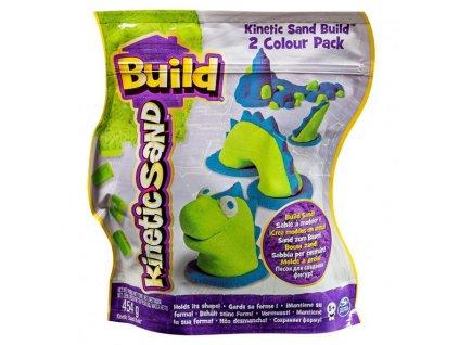 Spin Master Kinetic Sand Modro-zelený 454 g