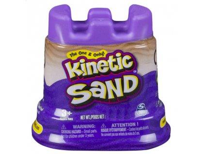 Spin Master Kinetický piesok vo formičke fialový 127 g
