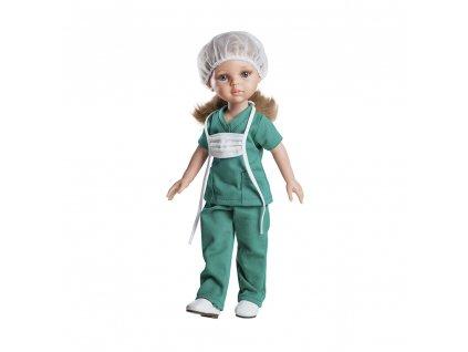 Paola Reina bábila Carla 04617 (zdravotná sestra) 32 cm