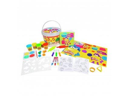Hasbro Play-Doh Modelovacia sada vo vedierku