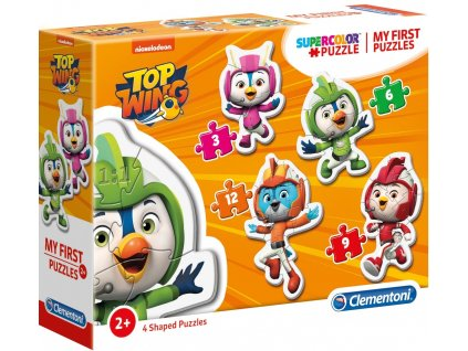 Clementoni My First Puzzles - Top Wing 4v1