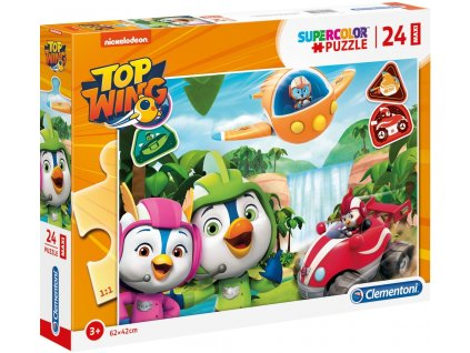 Clementoni MAXI puzzle - Top Wing 24 dielikov