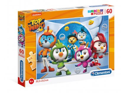Clementoni puzzle - Top Wing 60 dielikov