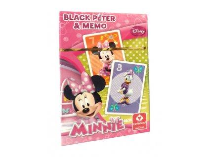 Čierny Peter a Memo Disney Minnie