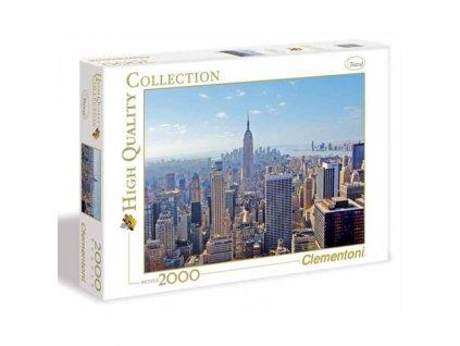 Clementoni puzzle New York 2000 dielikov