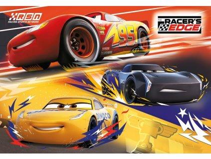 Clementoni dosové puzzle Cars 3 - 15 dielikov