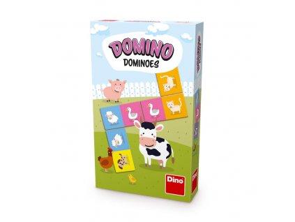 Dino Domino Zvieratká