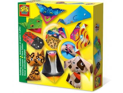SES Creative Origami zvieratká