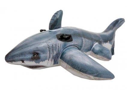 INTEX Nafukovačka Žralok 57525