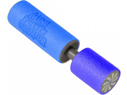 Happy People Mini vreckový LIQUIDATOR 15 cm (modrý)