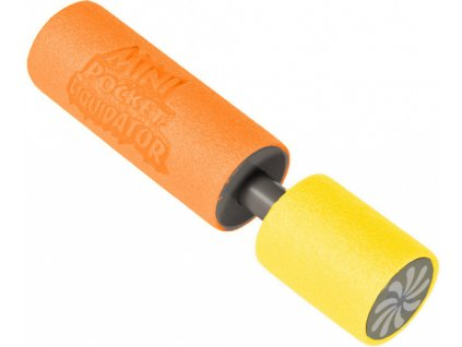 Happy People Mini vreckový LIQUIDATOR 15 cm (oranžový)