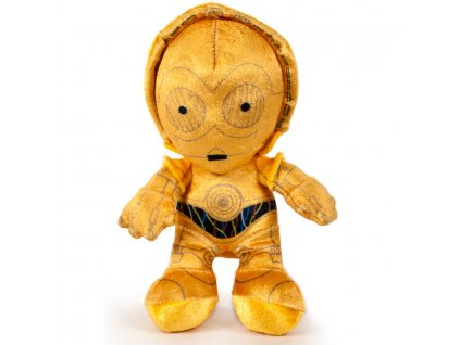 Plyšový C3PO - Star Wars Classic 29 CM