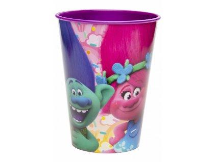 Detský pohár Trollovia 260 ml