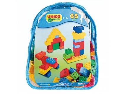 Unico Plus 65 kociek v plastovom vrecku
