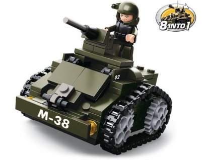 Sluban Army: Tank (M38-B0587C)