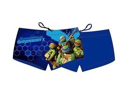 Plavky - Ninja korytnačky modré ( veľ. 122)