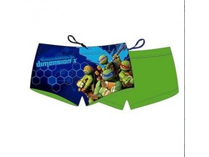 Plavky - Ninja korytnačky zelené ( veľ. 122)