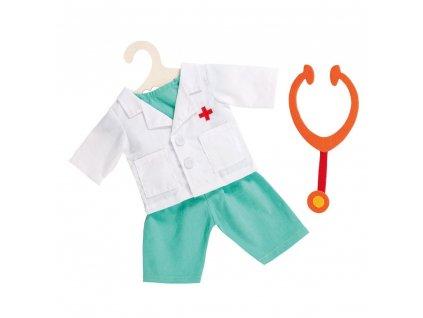 Heless - Oblečenie pre doktorku ( veľ. 35 - 45 cm )