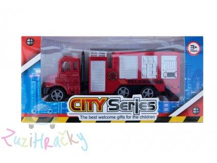 Dino Trading City Series Hasičské auto 13 cm