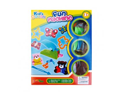 Kids DOUGH - Fun Machine set 13 kusov