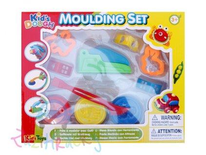 Kids DOUGH - Moulding Set 10 kusov