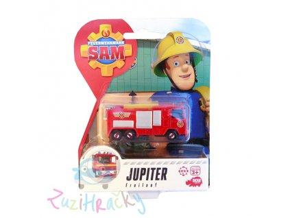 Dickie - Hasičské auto Jupiter ( Požiarnik Sam )