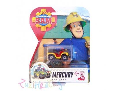 Dickie - Hasičské auto Merkúr ( Požiarnik Sam )