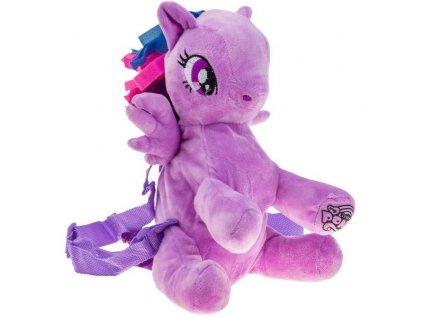 Plyšový batoh My little pony - Twillight Sparkle 27 cm