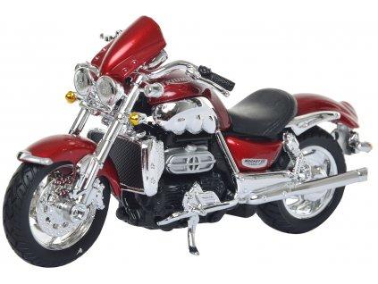 Bburago motorka Triumph Rocket III 1:18