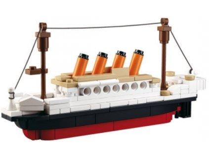 Sluban - Titanic  (malý) M38-B0576