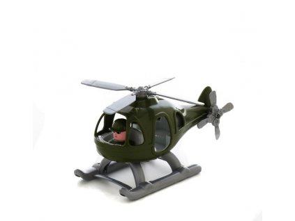 Wader vrtuľník Hrom vojenský 29 cm