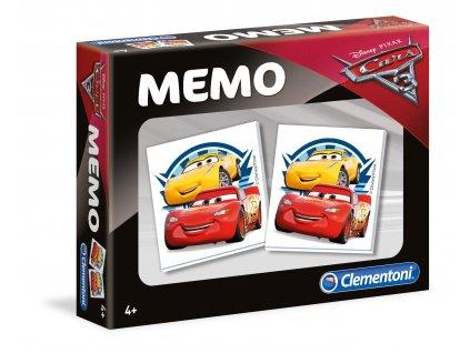 Clementoni Pexeso - Cars 3