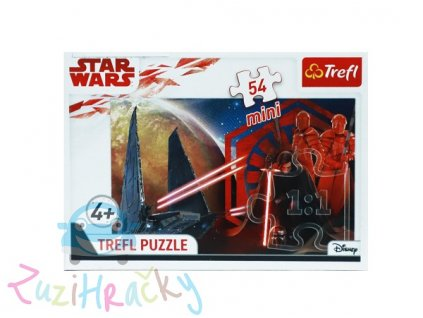 Trefl mini puzzle Sila sa prebúdza 54 dielikov
